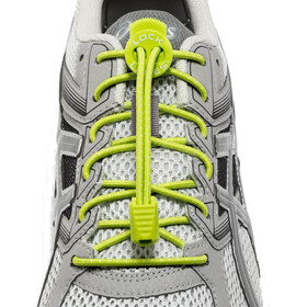 Lock Laces Run green